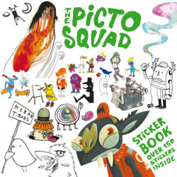 Pictoplasma Alumni Special: The Pictosquad StickerBook