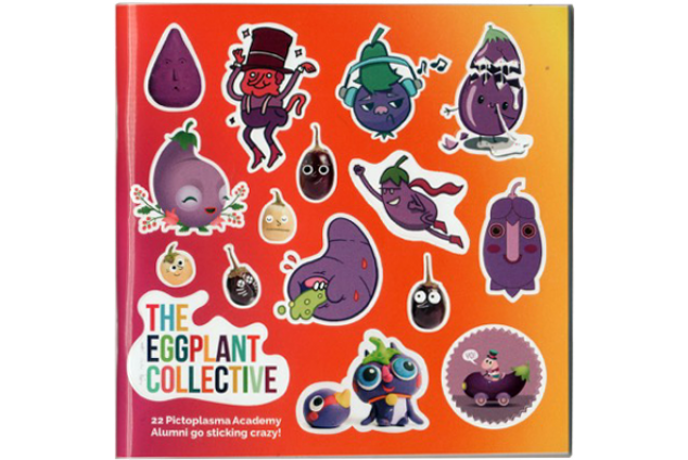 The Eggplant Collective Stickermag