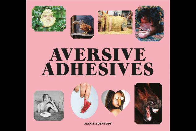 "PHOTO-STICKERBOOK ""Aversive Adhesives"" by Max Siedentopf"