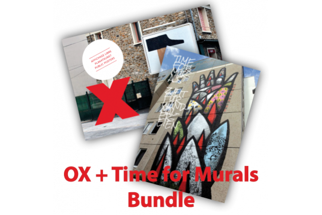 OX + Time for Murals