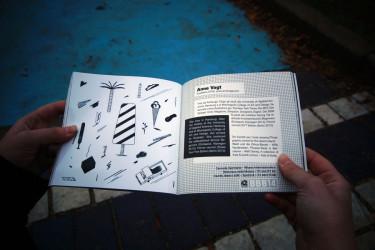 Klebstoff 8 - Transparente Edition