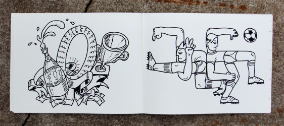 Ghettolife Coloring Book