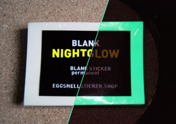NIGHT GLOW STICKERPACK