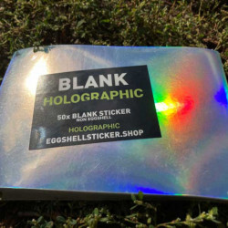 HOLOGRAPHIC STICKERPACK XL