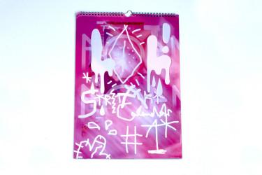 LOLSTREETART #1: PORN 2012