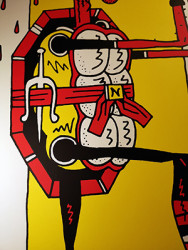 Ninjaman by Kid Gringo