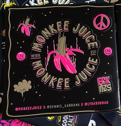 Monkeejuice STICKERMAG Vol. 2 - PINK Edition
