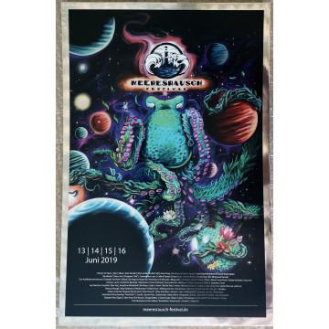 Meeresrausch Poster