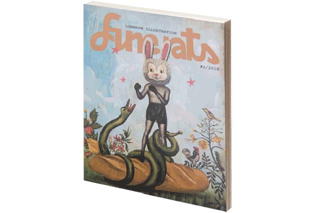 Finerats #2 – Illustration Magazine