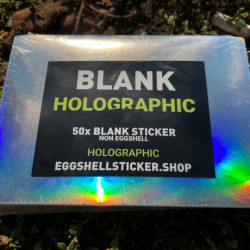 HOLOGRAPHIC STICKERPACK