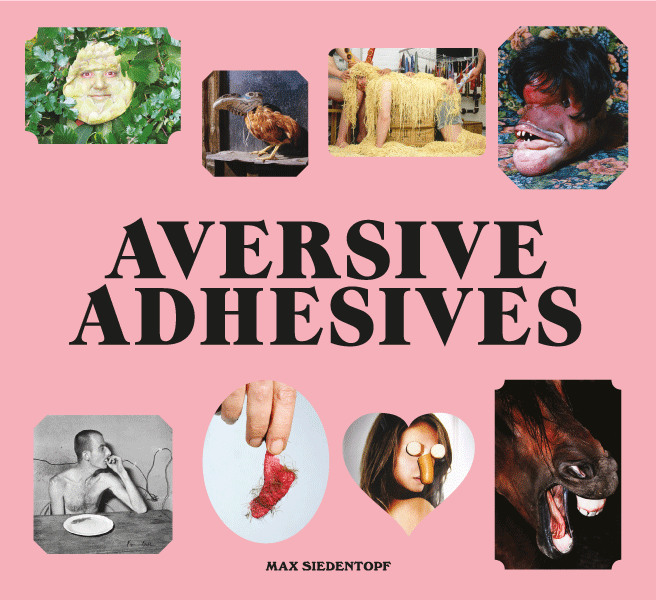 Aversive Adhesives
